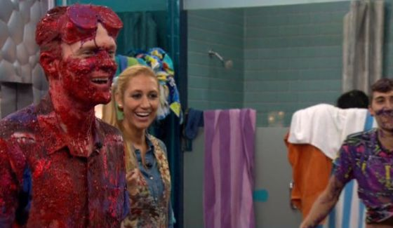 John McGuire went kaboom on Big Brother 17