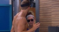 Clay and Audrey standoff on Big Brother