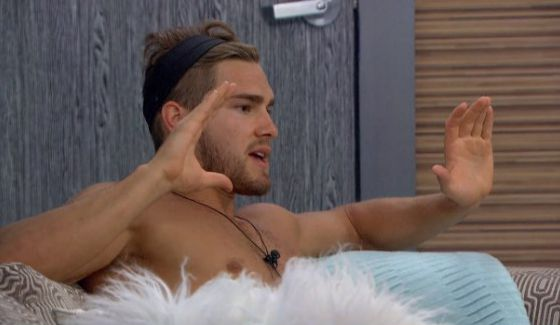 Clay battles with Audrey on Big Brother Feeds