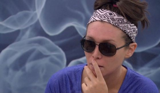 Audrey Middleton makes her move on Big Brother