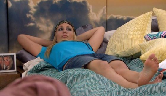 Vanessa Rousso considers her options on Big Brother 17