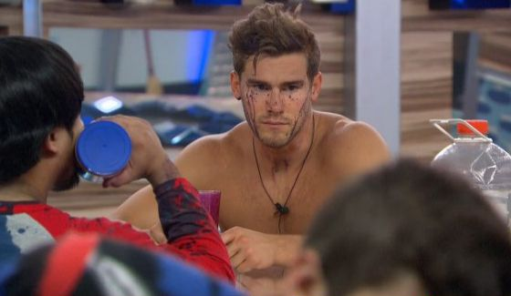 Clay Honeycutt is 90% worried on Big Brother