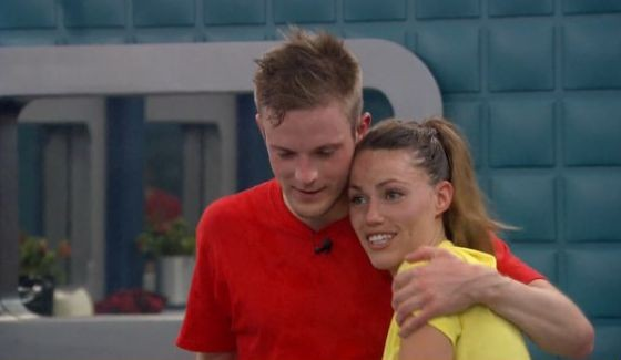 John McGuire and Becky Burgess play Big Brother