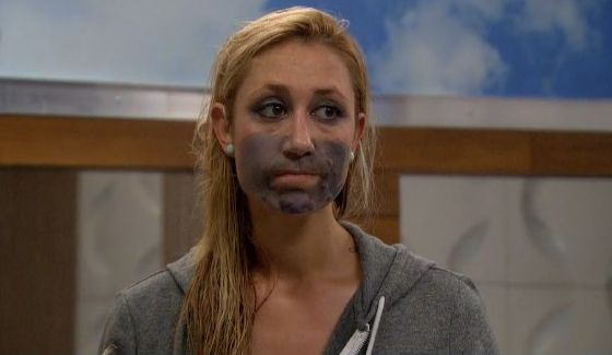 Vanessa is having a no good, very bad day on Big Brother