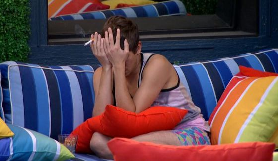 Jason Roy is ready for a bad day on Big Brother 17