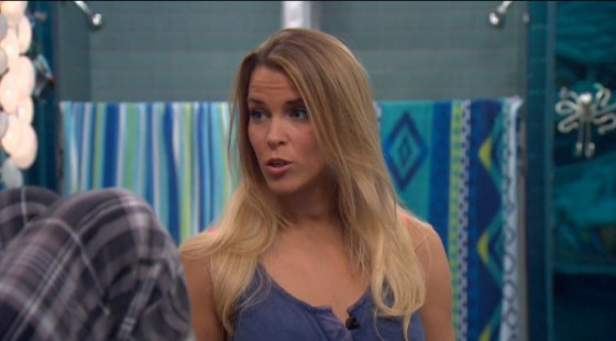 Shelli continues to campaign on Big Brother