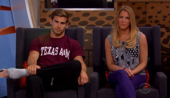 Clay Honeycutt & Shelli Poole nominated on Big Brother 17