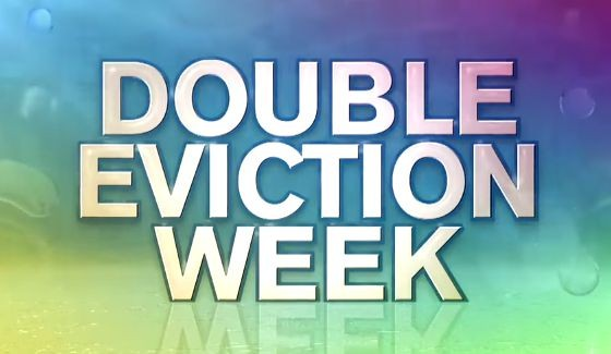 Double Eviction tonight on CBS Big Brother