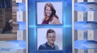 Big Brother 17 Week 8 nominees Becky Burgess & John McGuire