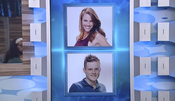 Big Brother 17 Week 8 nominees Becky Burgess & John McGuire
