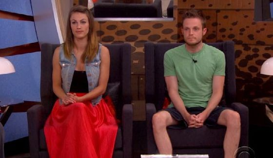 Big Brother nominees Becky & John face possible eviction