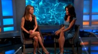 Becky Burgess talks with Julie Chen