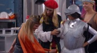 Shelli, Jackie, and Vanessa in their costumes