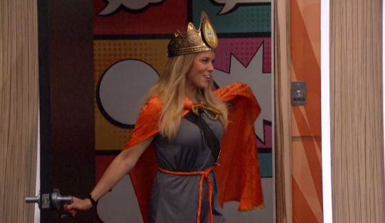 Shelli is the Castle Guard of Big Brother 17