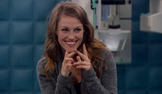 Big Brother 17 - Becky readies her Backdoor plan