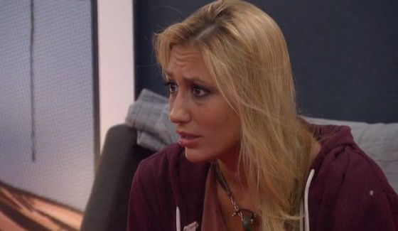 Vanessa Rousso reacts to her nomination on Big Brother 17