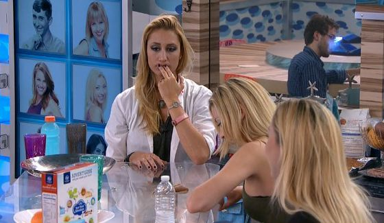 Vanessa Rousso is always thinking on Big Brother 17