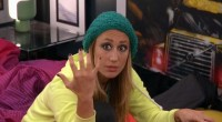 Vanessa Rousso counts the votes on Big Brother 17