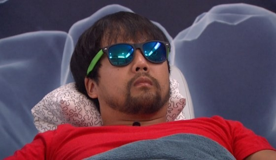 James Huling is playing it cool on Big Brother