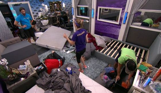 Goblins turn the Big Brother house upside down
