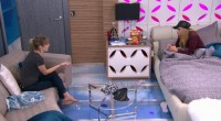 Meg & Vanessa talk game on Big Brother 17