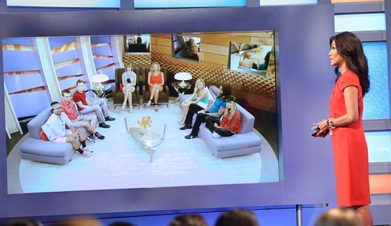 Big Brother 17 - Double Eviction - Episode 32 - Source: CBS