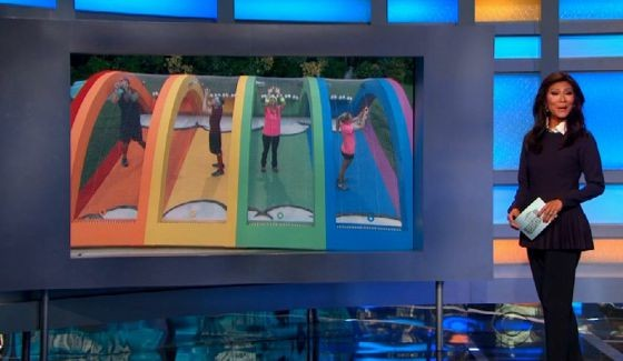 Big Brother 17 Endurance competition in Week 12 - Source: CBS