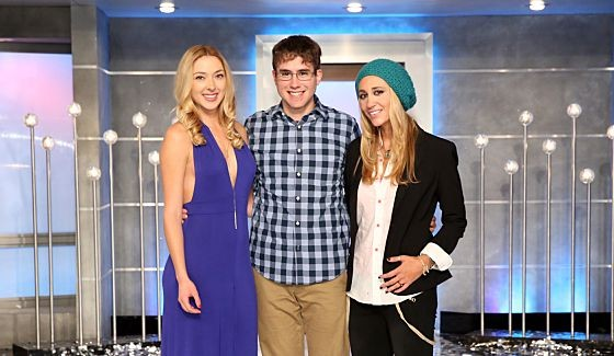 Big Brother 17 Final 3 Houseguests