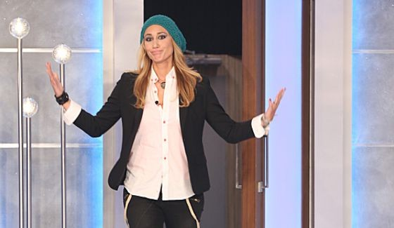 Vanessa Rousso exits the Big Brother house