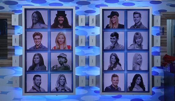 Big Brother 17 Final Five Houseguests