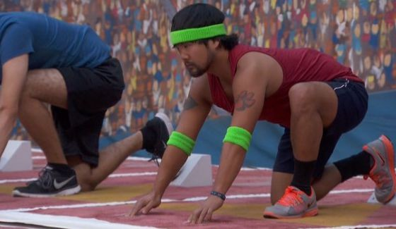 James Huling takes his mark on BB17