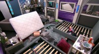 Big Brother 17 House gets trashed in the Veto comp