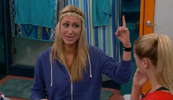 Vanessa stages drama for the next eviction vote