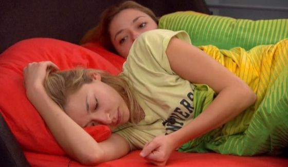 Julia and Liz Nolan together on Big Brother 17