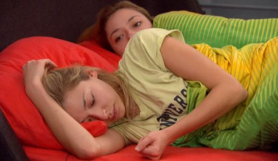 Julia and Liz Nolan together on Big Brother 17
