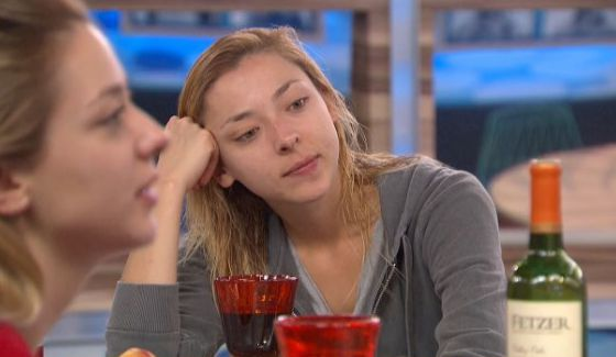 Julia prepares to play Big Brother alone