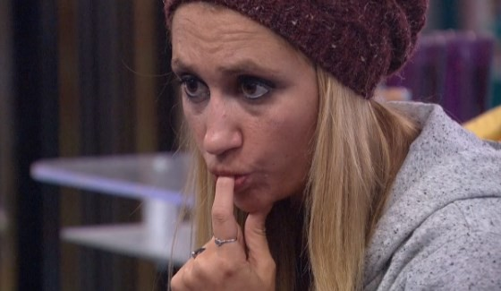 Vanessa Rousso working on a way out of this mess