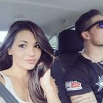Caleb Reynolds & girlfriend Ashley Jay - 04