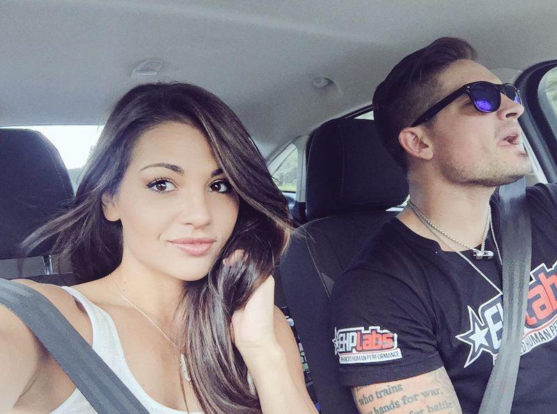 caleb reynolds amp girlfriend ashley jay 04 big brother
