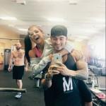 Caleb Reynolds & girlfriend Ashley Jay - 06