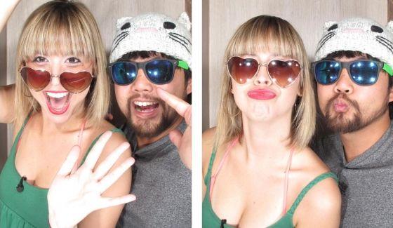Meg Maley & James Huling reunited after BB17