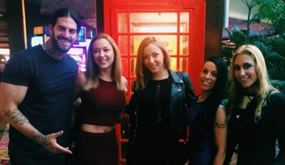 Big Brother 17's Van Austwins reunite in Las Vegas