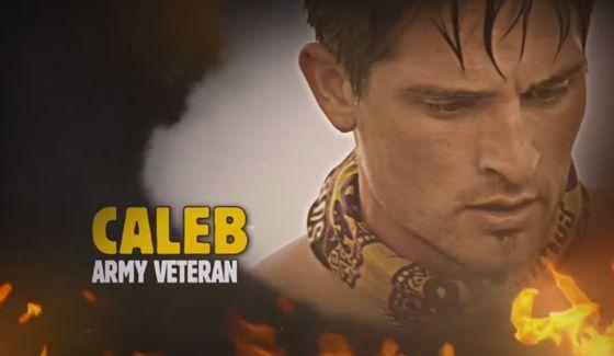 Caleb Reynolds on Survivor 2016