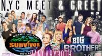 Big Brother & Survivor Meet & Greet in NYC