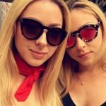 Nolan twins, Julia and Liz Nolan