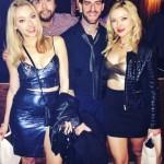 Julia, James, Austin, and Liz together after BB17