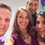 John, Becky, Jason, & Jackie together