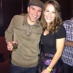 Enzo Palumbo & Becky Burgess