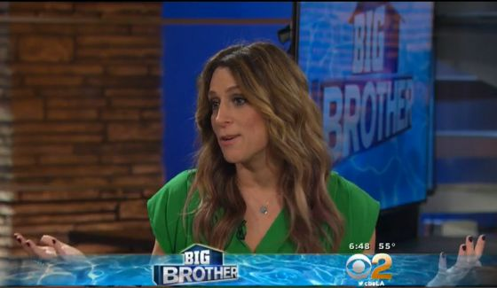 Robyn Kass talks Big Brother 18 on CBS LA