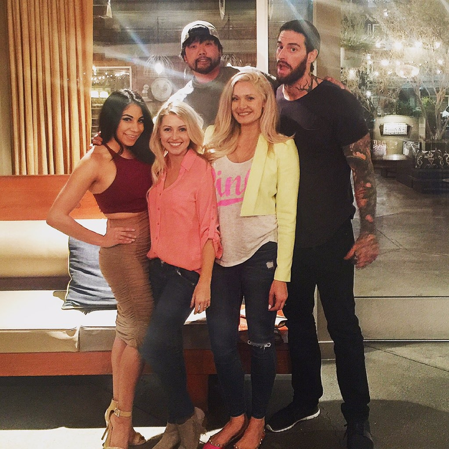 Big Brother HGs together in LA